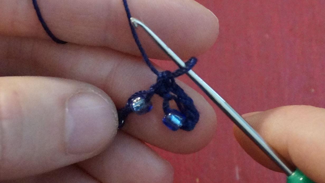 Haekeln mit Perlen (24)