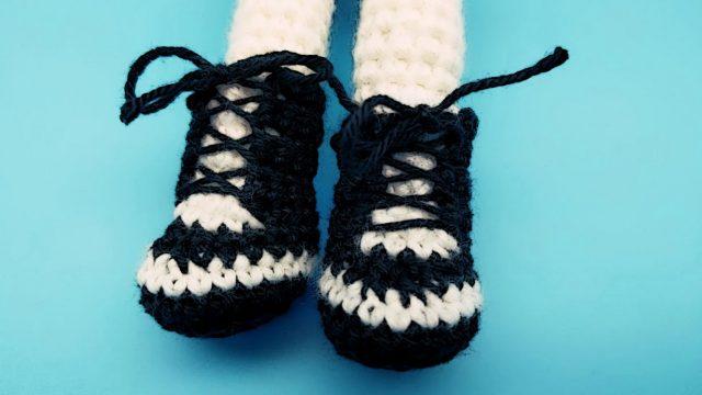 Lilly schwarze Schuhe
