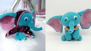 Ebby der blaue Elefant